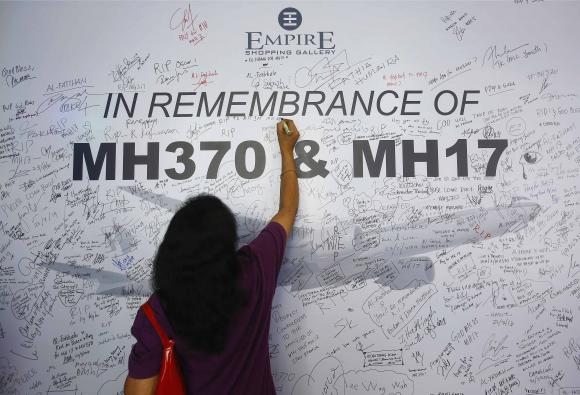 MH370,MH17-reuters-file